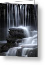 Wilderness Waterfall Greeting Card