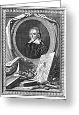 William Harvey (1578-1657) Greeting Card