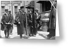 William Howard Taft (1857-1930) Greeting Card