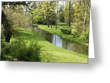 Woerlitzer Park Greeting Card