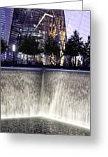 World Trade Center Museum Greeting Card