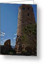 Yavapai Tower Greeting Card
