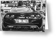 2010 Chevrolet Corvette Grand Sport Greeting Card