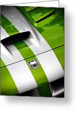 2010 Dodge Viper Srt10 Greeting Card