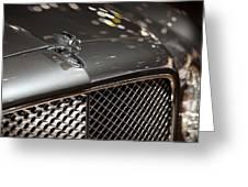 2012 Bentley Mulsanne Greeting Card