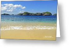 2013 12 17 03 100 A Islands Greeting Card