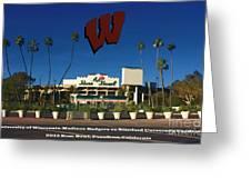 2013 Rose Bowl Pasadena Ca Greeting Card