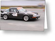 2013 Targa Flatrock Car 411 Greeting Card