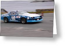 2013 Targa Flatrock Car 515 Greeting Card