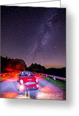 2014 Mini Cooper With The Milky Way Photograph By Robert Loe