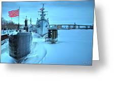 2014 Naval Park Greeting Card