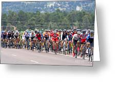 2014 Usa Pro Cycling Challenge Greeting Card