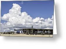 201409090-032 Cameron-county-park-pavilion 2x3 Greeting Card