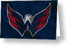Washington Capitals Greeting Card