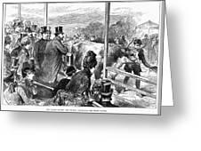 Edward Vii (1841-1910) Greeting Card