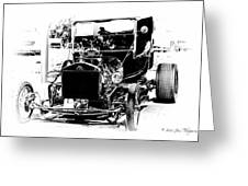 23 Ford Greeting Card