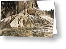 Yellowstone Greeting Card