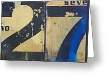 27 Greeting Card