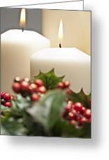 Advent Wreath Greeting Card