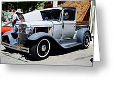 29' Ford  Greeting Card