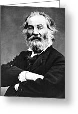 Walt Whitman (1819-1892) Greeting Card