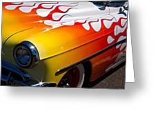1954 Chevy Bel Air Custom Hot Rod Greeting Card