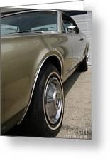 1967 Mercury Cougar Greeting Card