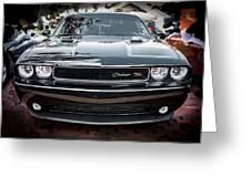 2013 Dodge Challenger  Greeting Card