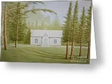 A North Carolina Church Greeting Card