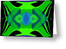 Abstract 46 Greeting Card
