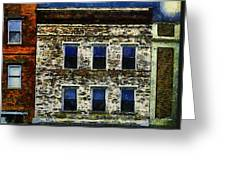 3 Am In Amherst Greeting Card by RC deWinter