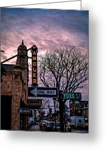 Ambler Theater Greeting Card