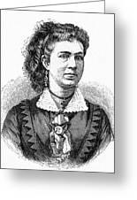 Ann Eliza Young (1844-1925) Greeting Card