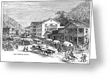 Arkansas Hot Springs Greeting Card