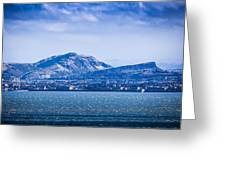 Arthur's Seat Greeting Card