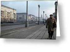 Berlin 1961 Greeting Card