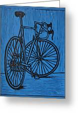 Bike 4 Greeting Card