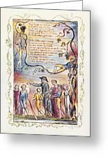 Blake: Songs Of Innocence Greeting Card