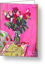 Blakes' Roses Greeting Card