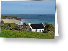 Blasket Island Greeting Card