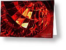 Brake Light 12 Greeting Card