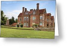 Breamore House Greeting Card
