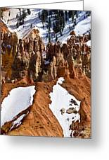 Bryce Canyon National Park Greeting Card