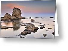 Cabo De Gata Greeting Card