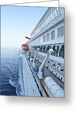 Carnival Elation Greeting Card