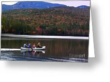Chocorua Lake Greeting Card