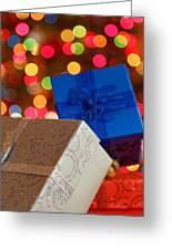 Christmas Gifts Greeting Card