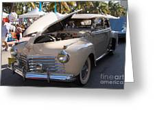 Chrysler Greeting Card