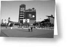 Citizens Bank Park - Philadelphia Phillies Greeting Card