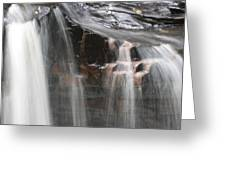 Clare Glens  Greeting Card